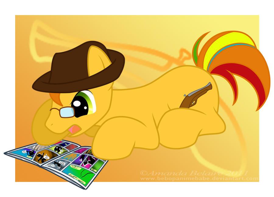 Mad Little Pony - Linkara by ImmortalTanuki