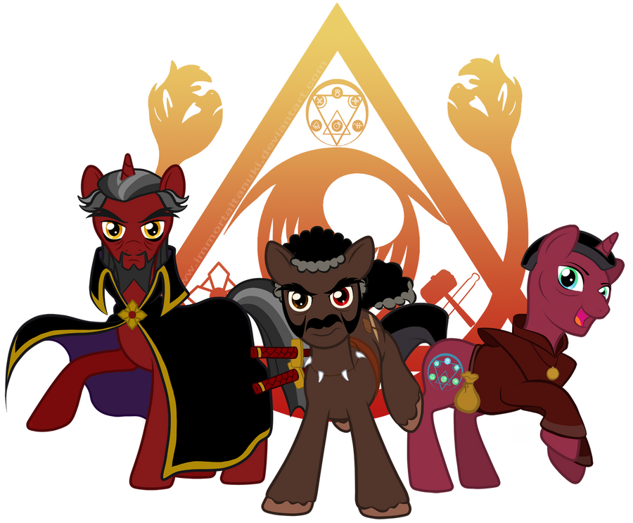 mad_little_pony___order_of_the_triad_by_immortaltanuki-d5i3sib.png