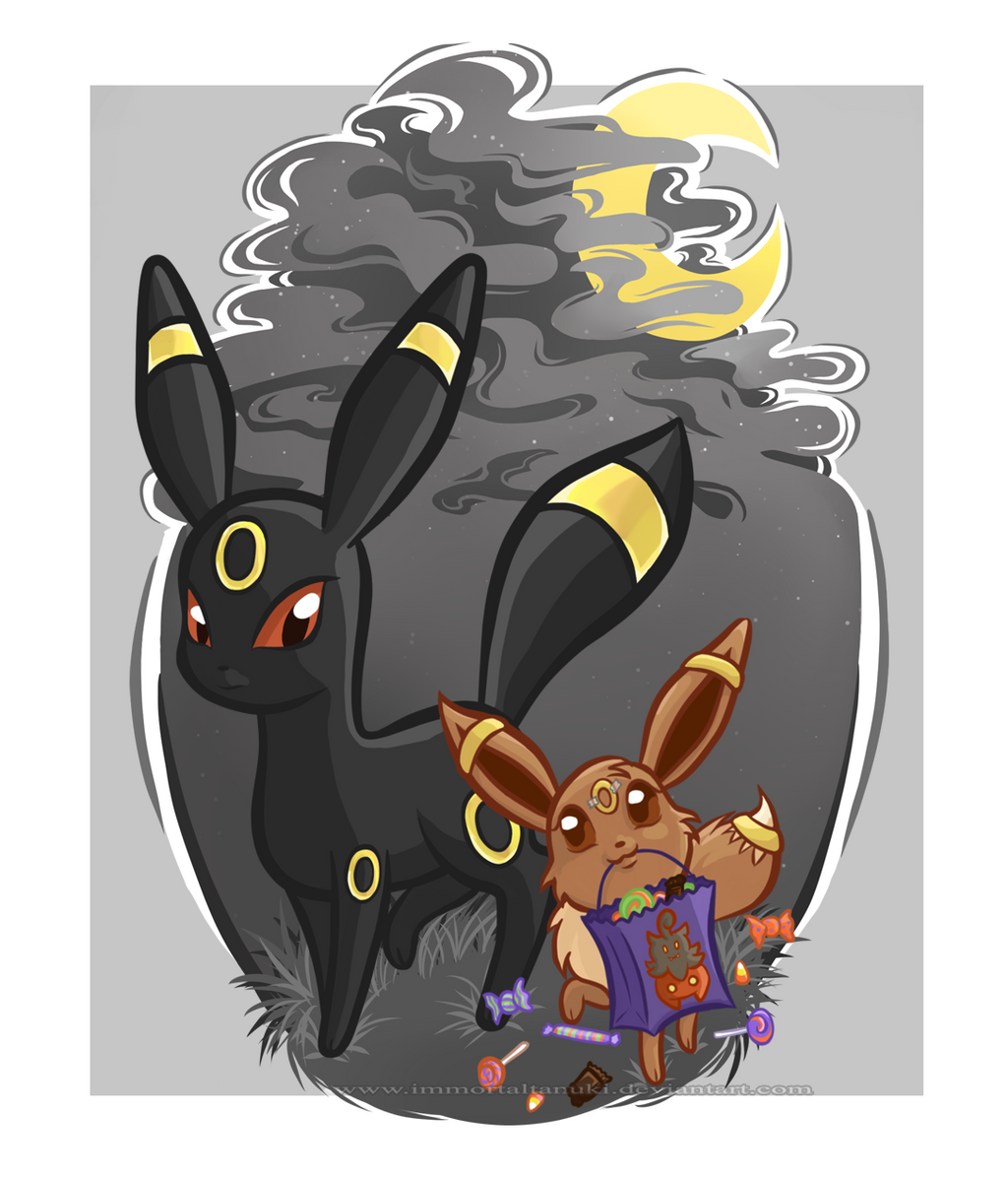 Simple Wallpaper Halloween Eevee - eevee_evolutions___umbreon_by_immortaltanuki-d7djqo2  Graphic_299981.png