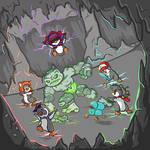 Mianite - Penguin Squad