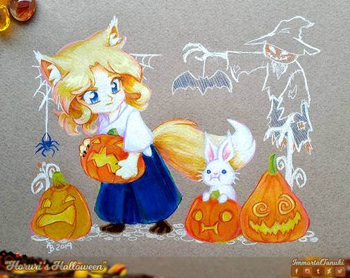 Horuri's Halloween