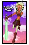 Ahsoka Tano - Clone Wars