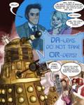 Daleks Do Not Take Orders