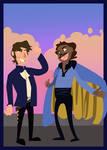Han and Lando by Hapo57