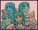 Mesopotamia: Wacky Family