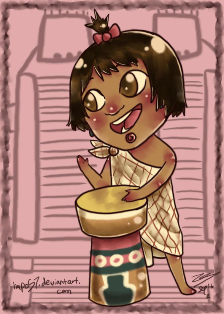 Back to School: Aztec by Hapo57