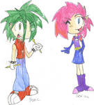 Sonia and Manic