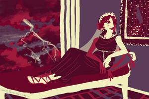 Midnight Queen by Hapo57