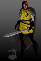 True Knight by Sir-Heartsalot