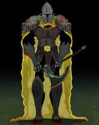 Victarion Greyjoy by Sir-Heartsalot