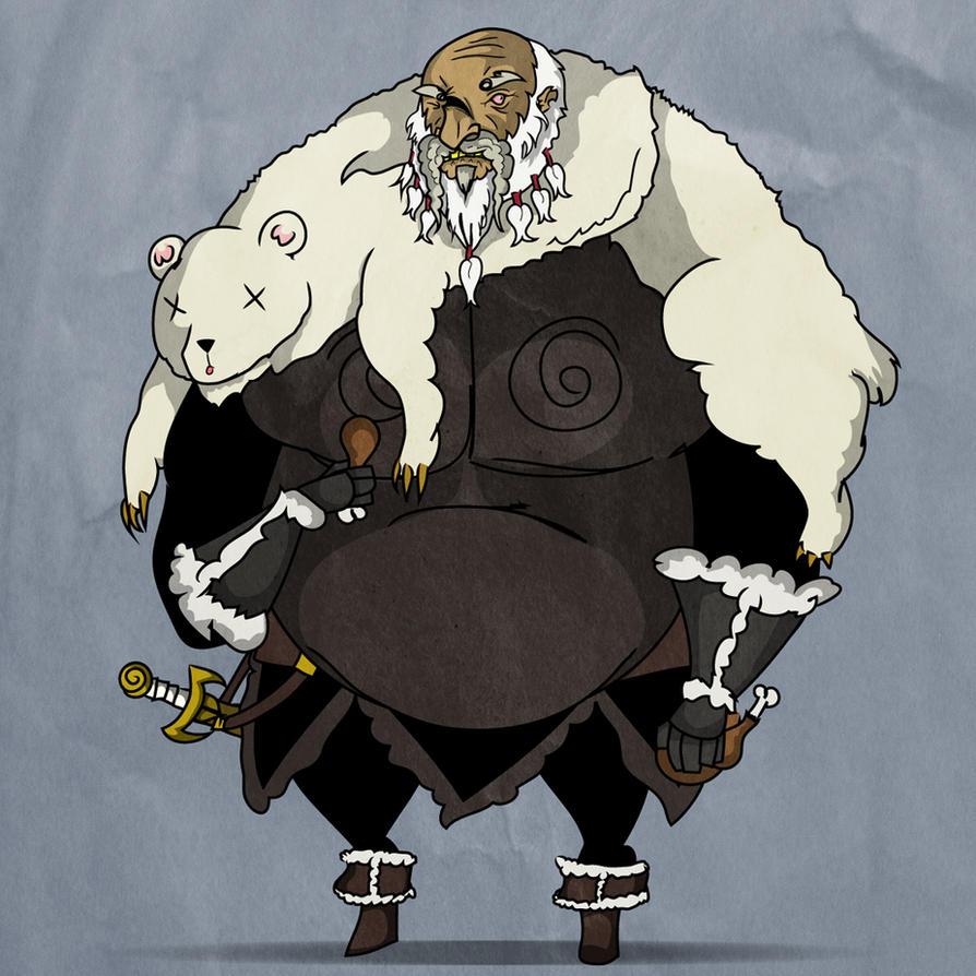 Tormund Giantsbane by Sir-Heartsalot