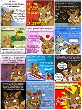 EVs for Pokemans
