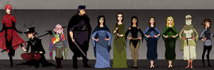 Wheel Of Time Chars