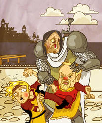 Joffrey's Finest Moment by Sir-Heartsalot