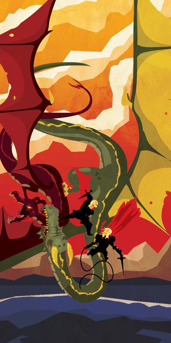 Targaryen by Sir-Heartsalot