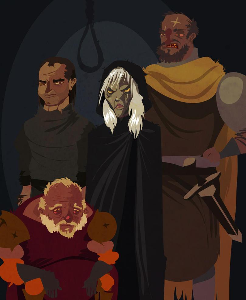 Brotherhood II by Sir-Heartsalot