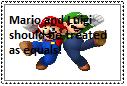 Mario Bros. equality by MarioLuigi25