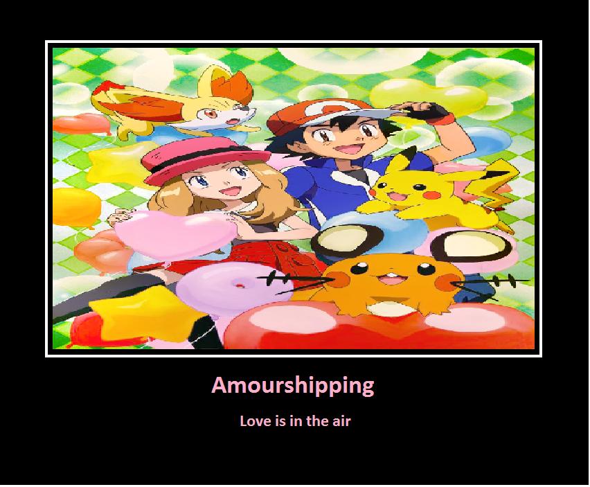 Amourshipping Amourshipping motivationalAmourshipping Fan Art