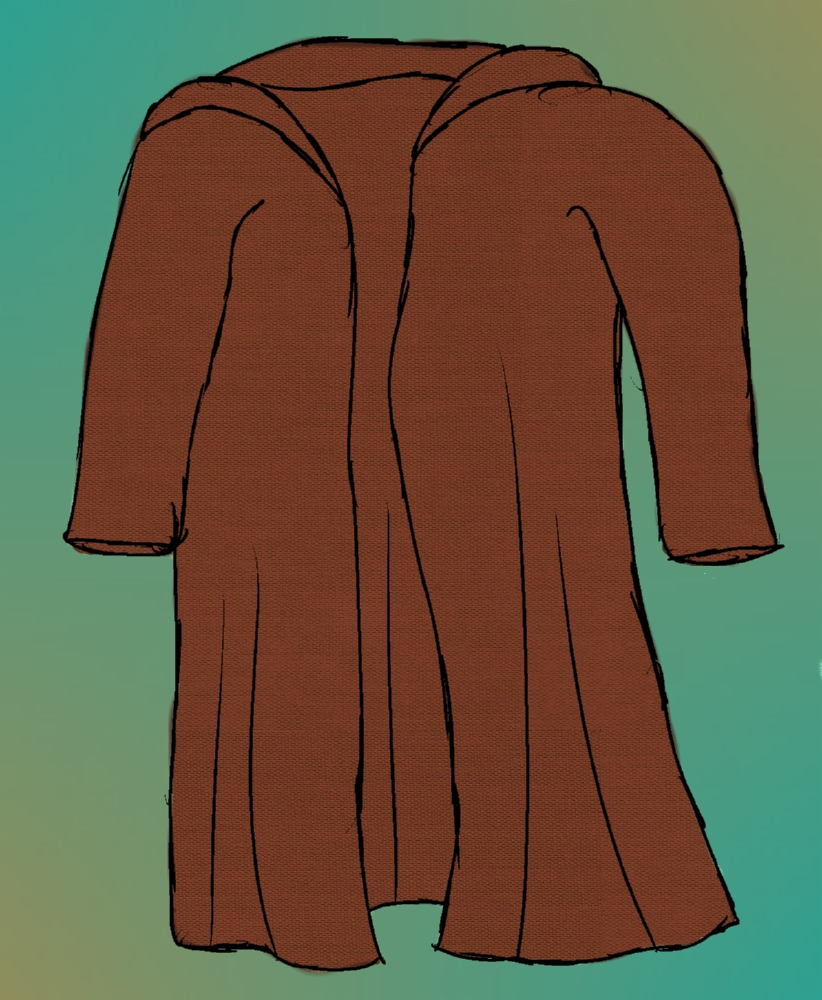 Robe Of Useful Items By Shadowkage2040 On Deviantart This robe has cloth patches of various shapes and colors covering it. deviantart