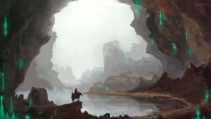 Amethyst Lake by heinrichvonm
