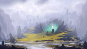 The Living Spirit by heinrichvonm