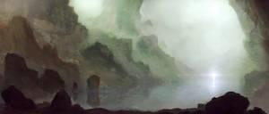 The Descent by heinrichvonm