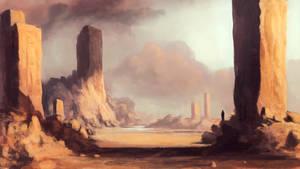 The Stone Kingdom by heinrichvonm