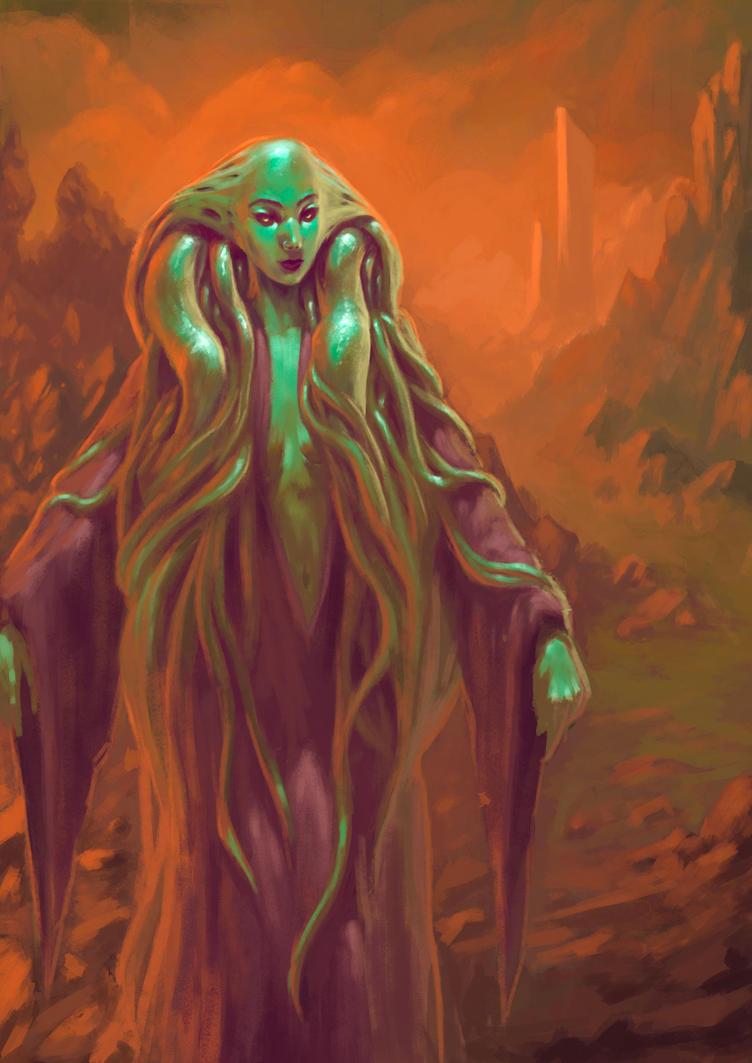 Lady Vasheera by heinrichvonm