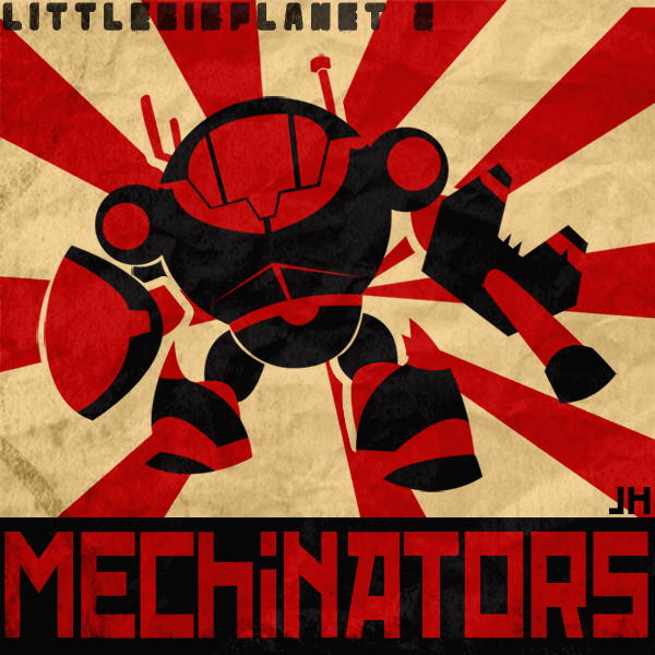 Mechinator Propoganda by T3hJake