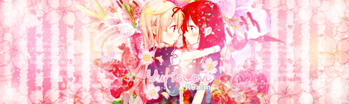 [MAL Sazerlim] Signature #4 (Yuri's Love) by Sazerlim