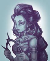 Riju- champion descendant by NicoFari