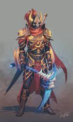 War lord by NicoFari