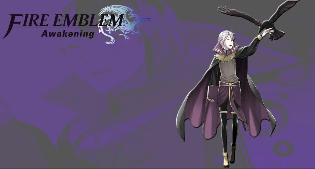 Fire Emblem Henry  Wallpaper  by LaAcquaFire Emblem Awakening Wallpaper Henry