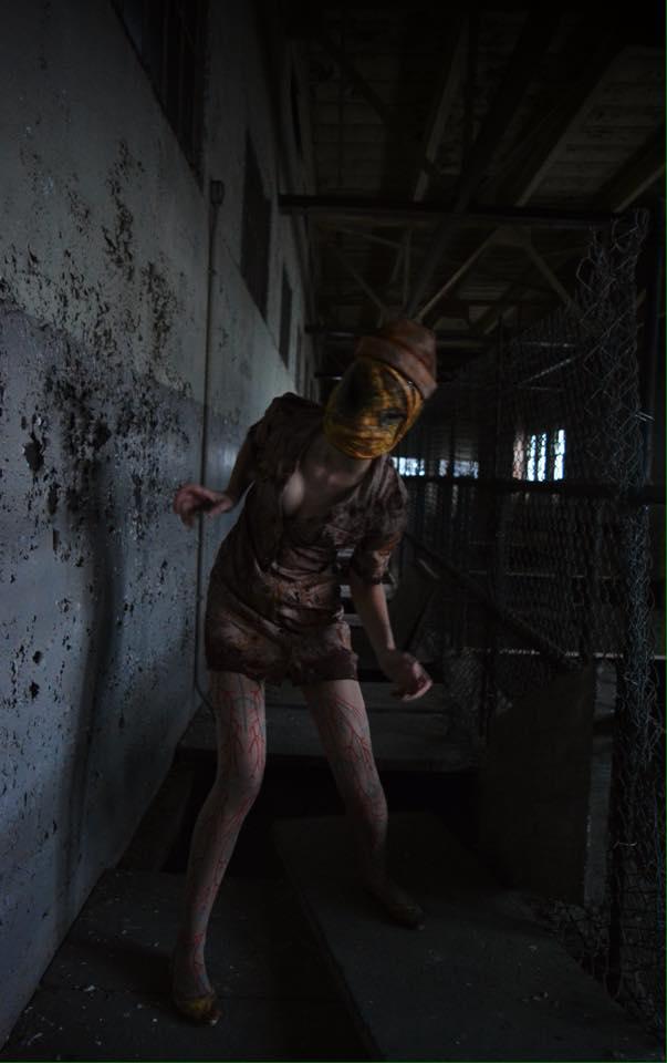 In Silent Hill by missmaggiejoxoxo