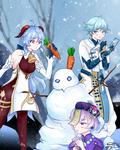 A Genshin Winter