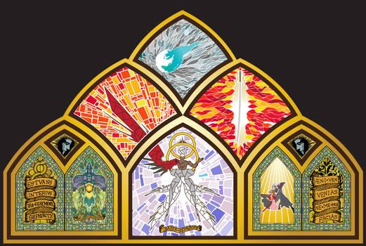 Sephiroth church