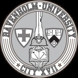 Ravenholm University City XVII