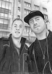 Taylor Kinney with a Fan by mrs-creative