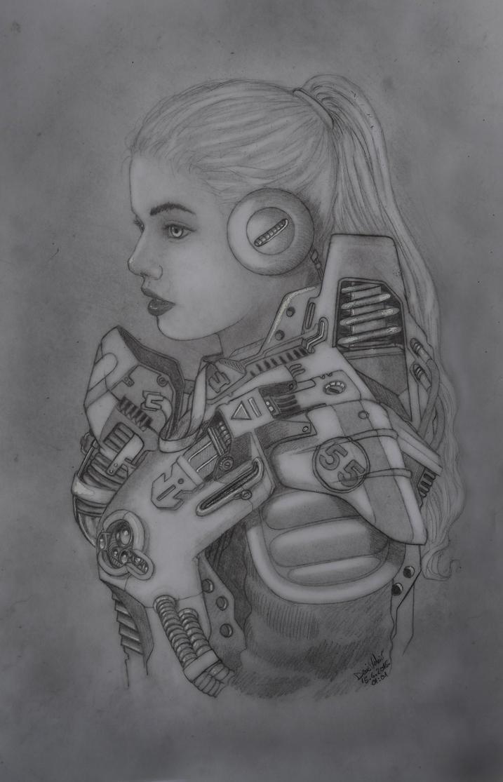 Astrid by Denis-V