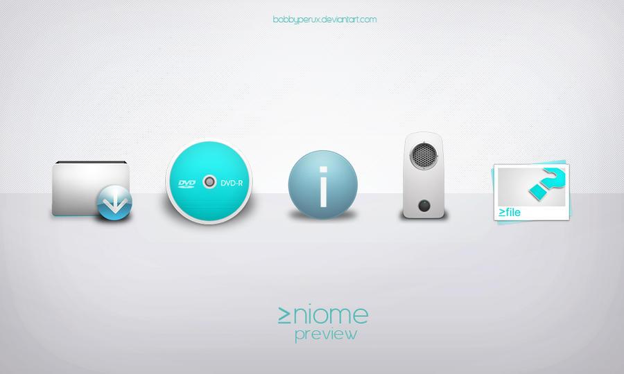 Niome Preview by Bobbyperux