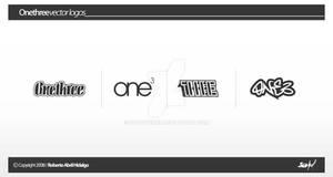 Onethree Vector Logos