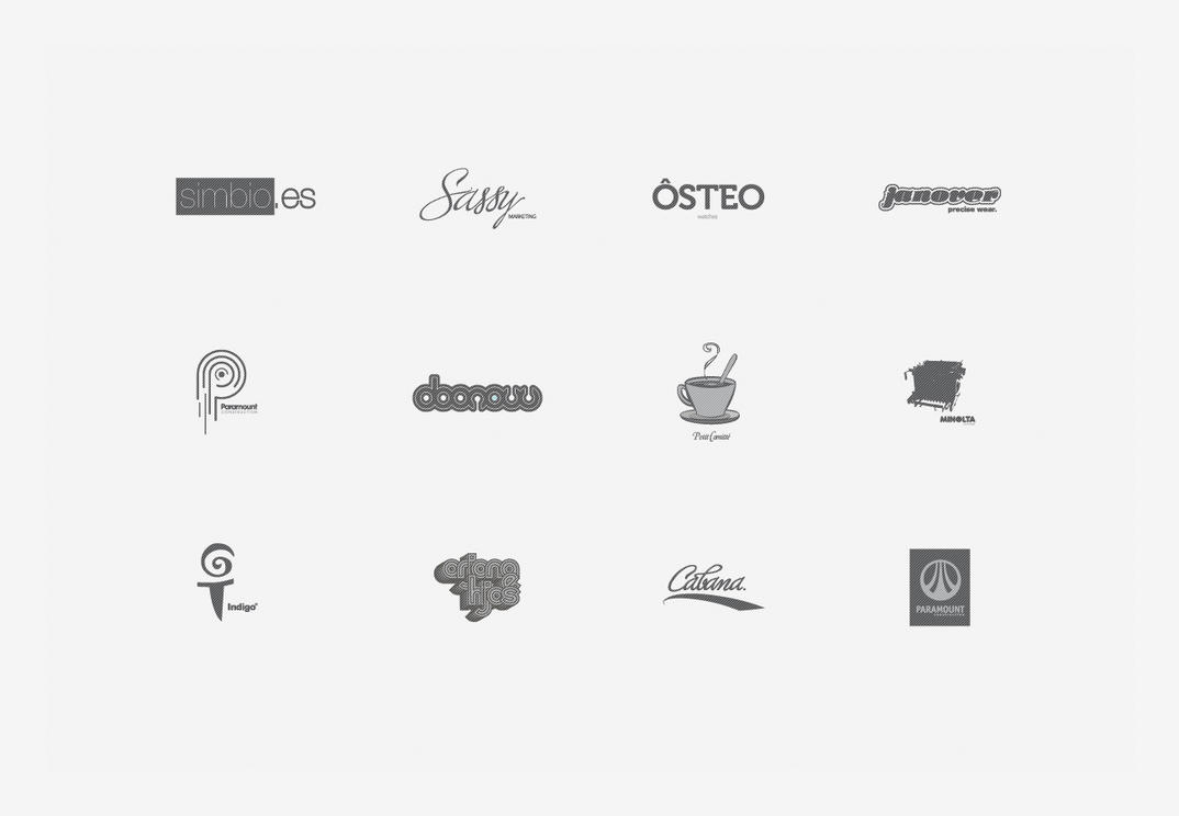 Logos and Logotypes 08-09 by Bobbyperux