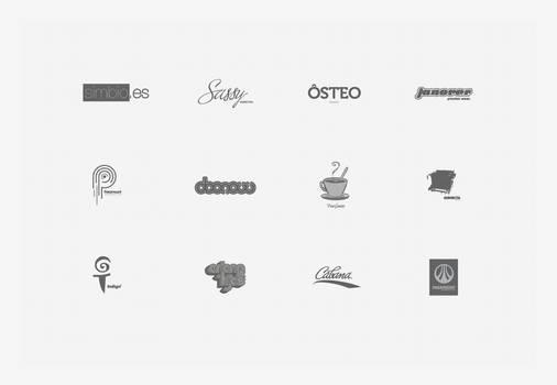 Logos and Logotypes 08-09