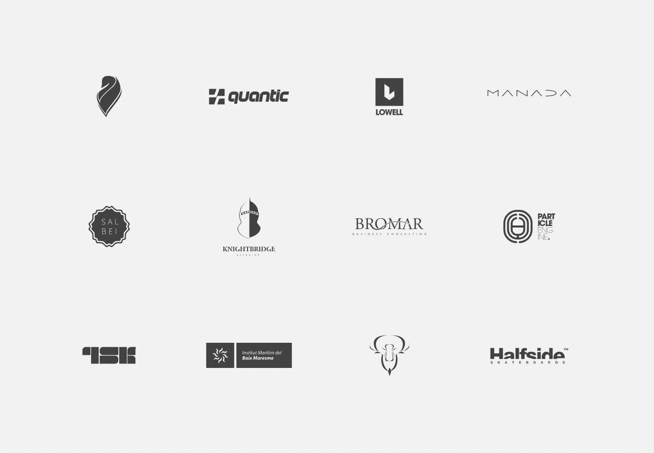 Logos and Logotypes 09-10 by Bobbyperux