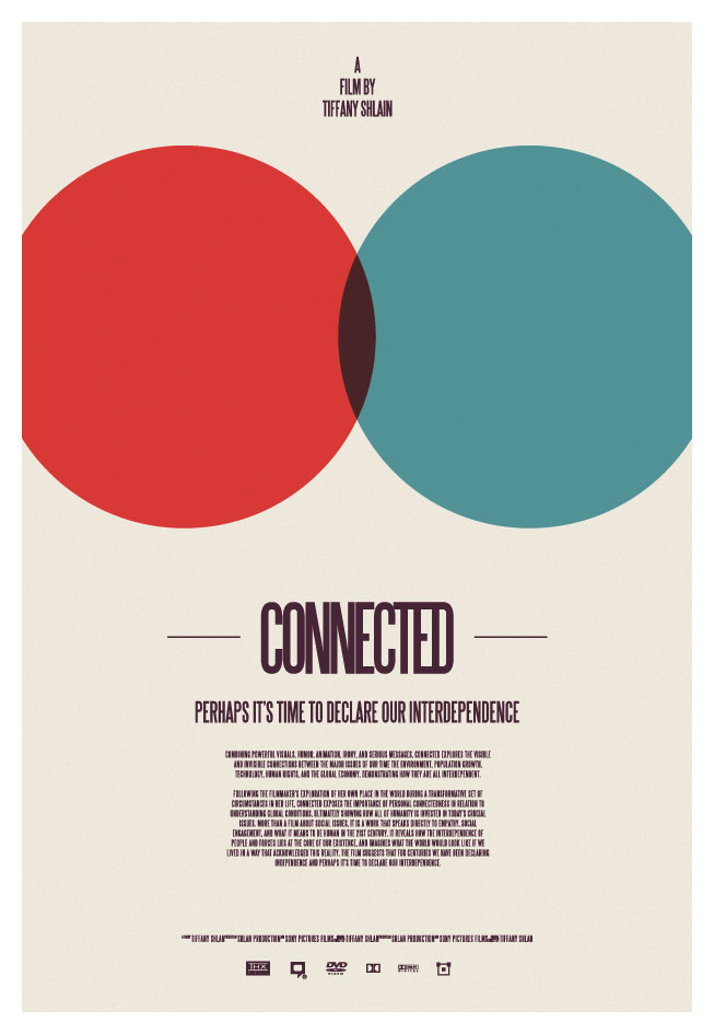 CONNECTED POSTER by Bobbyperux