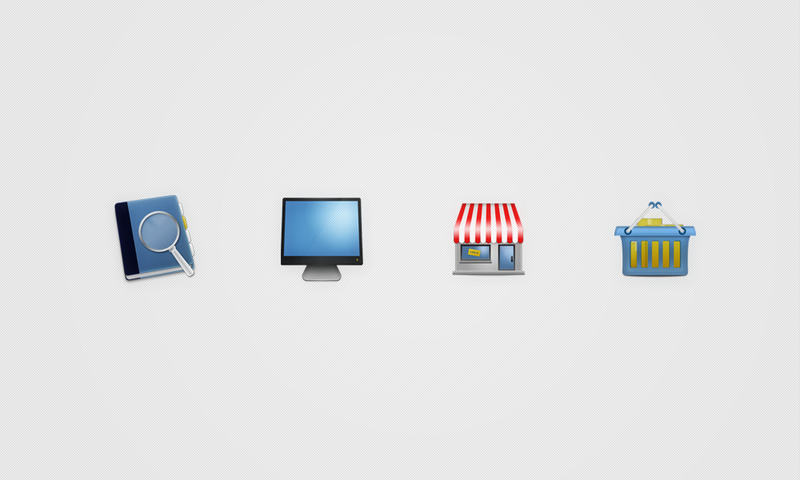 Company Icons by Bobbyperux