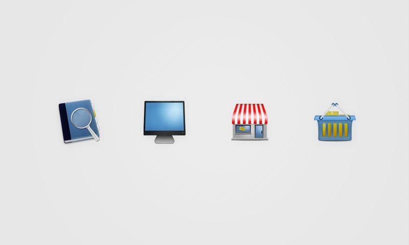 Company Icons by Bobbyperux