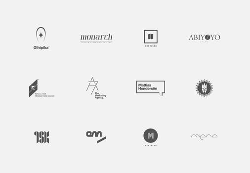 Logos and Logotypes 10-11