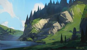Cliff study