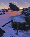Tundra Planet (Happy New Years btw!)
